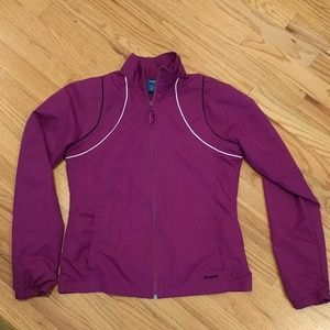 Reebok warm up jacket